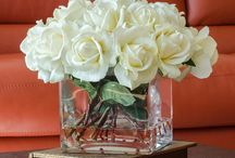 In a vase.....