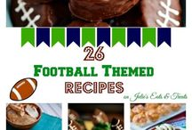Football Tailgating / Tailgating for any sports event can be so fun, enjoy our ideas & tips.