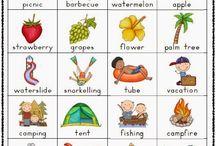 Beszédfejlesztés / Képgyűjtemény autista gyerekek beszédfejlesztéséhez.