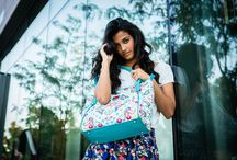 Embroidered Handbags / A special brand of high quality, exotic luxury handbags by Fricaine