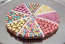 Gebakjes / Over cake (taart,gebak,lekkere gebakjes)