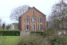 Maison Bironette / Onze toekomstige B&B in Biron de Belgische Ardennen.