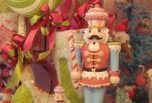 My Nutcrackers / My collection of nutcrackers based on characters from The Nutcracker Ballet.