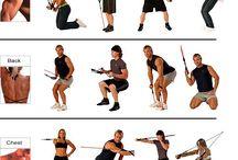 Íjász edzés
