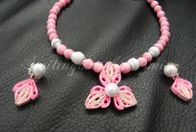 Quilled Jewelry....