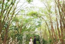 Lush Greenery Weddings