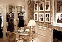 B.Dressing rooms