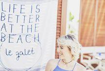 Beach Life @Le Galet plage Nice / Mode été 2017 Blog Nice Lookbook