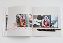 ✿ BBstyle | PhotoBook DIY / DIY photoalbum ideas / by Bio Becky ✿ BBstyle