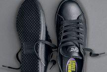 Footwear / Footwear to keep your feet comfortable all shift long.