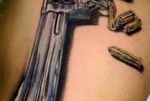 Оружейные тату