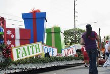 Christmas float ideas