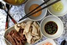 Recettes chinois