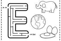 alfabet maze