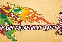Zombi Avcıları Çin'i Bastı!