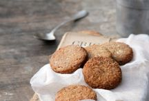 Food-styling cookies