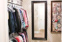 Closet like Carrie Bradshow