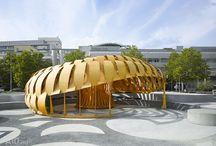Timber structures / timber design and structure, timber framing, craftsmanship