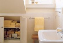 Bathroom ideas / by Judy Wright