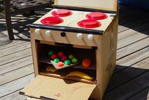 Creative toys for kids / This board contains different creative / homemade and easy to play toys.
