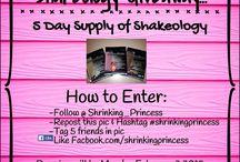 Shakeology giveaway! / Enter to win free shakeology!