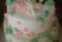 Baby Shower Cakes / All types of baby shower cakes! Fun!