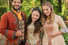 Otávio Rebeca e a Manuela