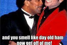 MJ comedy