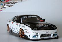 RC Drift / RC Drift bodies