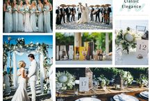 Wedding styles / This board shows our past work and our trends recommendations for next season taking into account the local resources and the beach atmosphere of the venues we work at