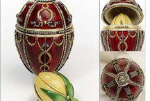 ファベルジェの卵