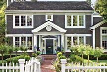 Dream house colonial