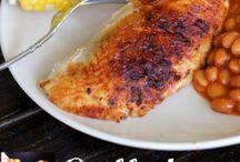 Chicken Recipes / by Kourtni Cooper