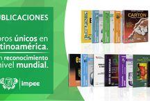 Editorial IMPEE / El Instituto Mexicano de Profesionales en Envase y Embalaje se complace en presentarles las 12 publicaciones que contamos