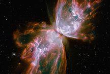 Nebulosas y espacio exterior