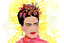 Frida's Allure / by Cariño of the Fifth Sun