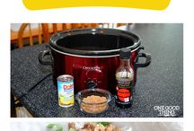 Crockpot Cooking / by Annie Nilsson