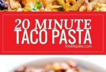 fast dinner recipes