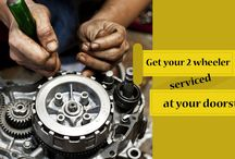 2 Wheeler Servicing