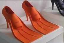 High heels ;-)