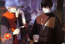 GinHiji / Yorozuya and Shinsengumi