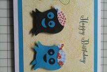 DIY Stampin up von Tatjana / Selbst gestaltete Karten und Verpackungen von Tatjana. Zum Pinnen, nachmachen oder kaufen.