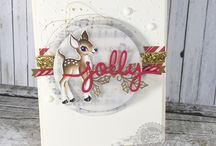 Stampin' Up! - Holly Jolly Greetings / by Kim Miller