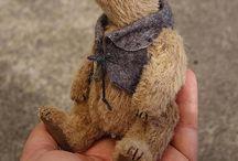 Handmade teddy