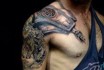 Tatuaggio Ad Armatura