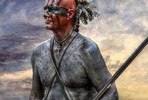 Kuvia intiaaneista / native americans / Indians