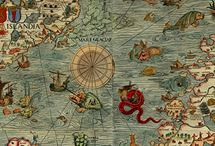 Old maps!
