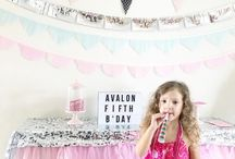 BARBIE INSPIRED PARTY