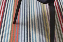 Curated || Margo Selby / Margo Selby is an award-winning woven textile designer and champion of craft. Her three-dimensional fabrics are the trademark of the Margo Selby brand. Margo is also an Alternative Flooring collaborator with her vibrant patterns woven as carpets and she is now one of our fabulous Rug Stars. See what inspires Margo.