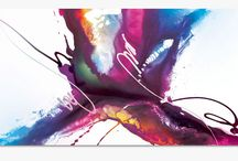 Quadros Abstratos QB247